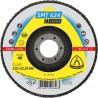 SMT 624 Supra - Schleifmopteller für Edelstahl und Stahl Für die Oberflächenbearbeitung von Edelstahl und Stahl sind Schleifsch