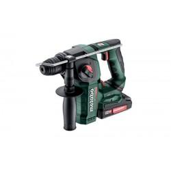 600324500 Metabo BH 18 LTX BL 16 Akku-Bohrhammer (2 x 2Ah)_51107