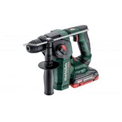 600324800 Metabo BH 18 LTX BL 16 Akku-Bohrhammer (2 x 4Ah)_51111