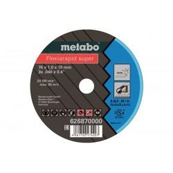 626870000 Metabo  5Flexiarapidsuper76x1,0x10mmInox_51203