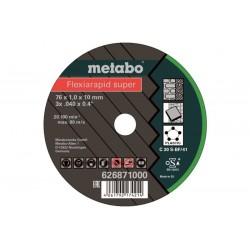626871000 Metabo 5 Flexiarapidsuper76x1,0x10mmUniversal_51204