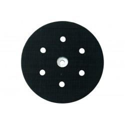 631156000 Metabo  Stützteller Klett 150 mm, weich, 6Loch,_51581