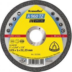 322181 Trennscheiben A960 Inox Stahl gerade 125x1_51594