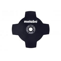 628433000 Metabo Grasmesser, 4-flügelig für Freischneider_51620